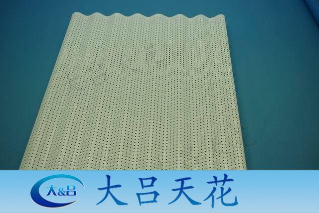 波纹铝单板