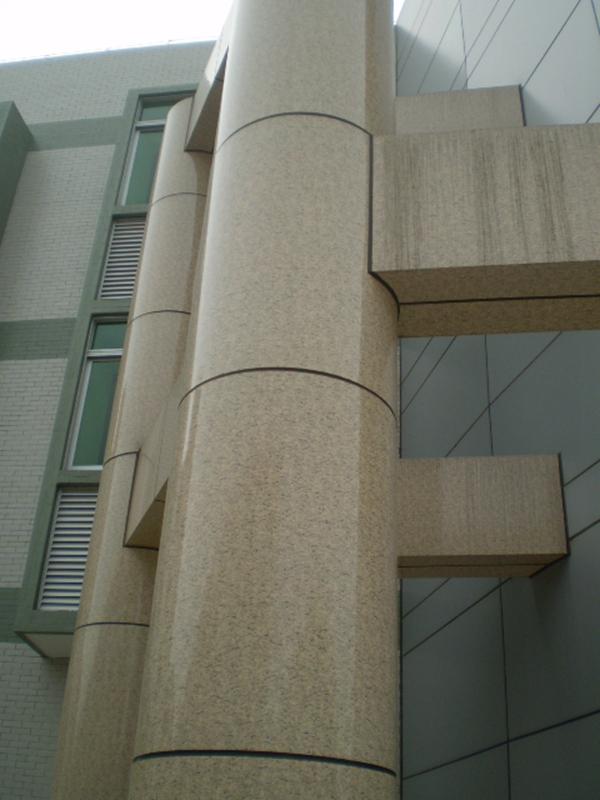 室外包柱铝单板